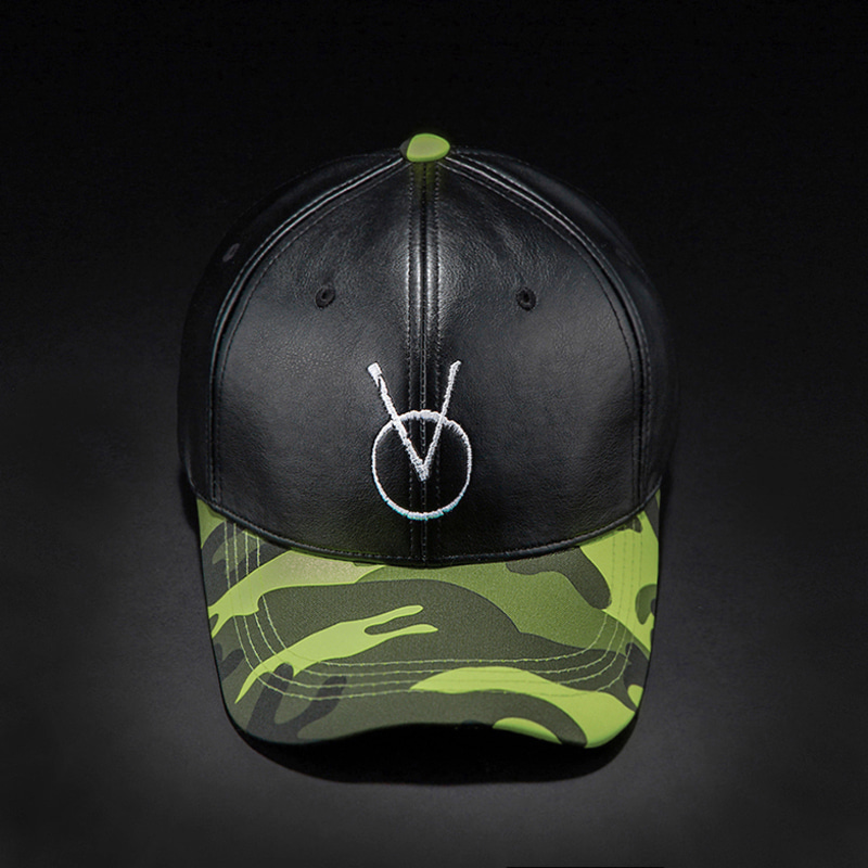 [빈스모크] `OV`BALL CAP [Neon Flage]